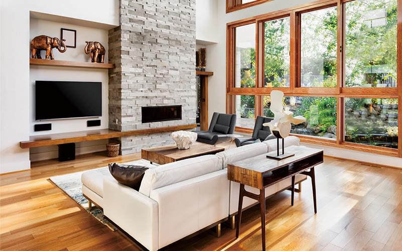 铝合金门窗常说的中庭指的是哪里?铝合金门窗中庭起到什么作用?